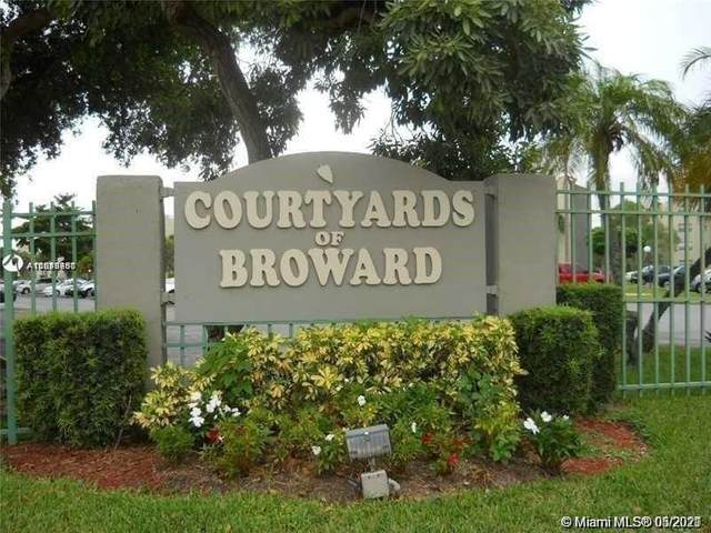 1810 N Lauderdale Ave #2307, North Lauderdale, FL 33068 (MLS #A11049430) :: The Howland Group