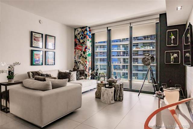 1010 Brickell Ave #4106, Miami, FL 33131 (MLS #A11049450) :: The Rose Harris Group