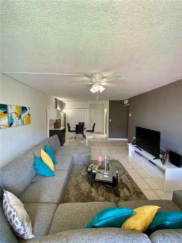 9310 Fontainebleau Blvd #405, Miami, FL 33172 (#A11049475) :: Posh Properties