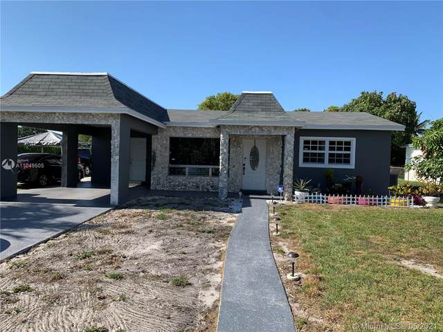 5390 SW 10th Ct, Margate, FL 33068 (MLS #A11049505) :: The Riley Smith Group