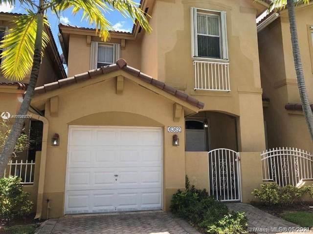 6362 SW 164th Path, Miami, FL 33193 (MLS #A11049527) :: The Rose Harris Group