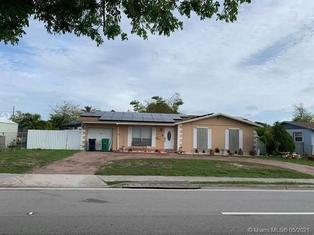 15700 Fairway Heights Blvd, Miami, FL 33157 (MLS #A11049573) :: Team Citron