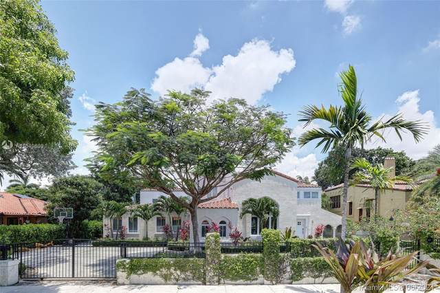 319 Mendoza Ave, Coral Gables, FL 33134 (MLS #A11049600) :: KBiscayne Realty