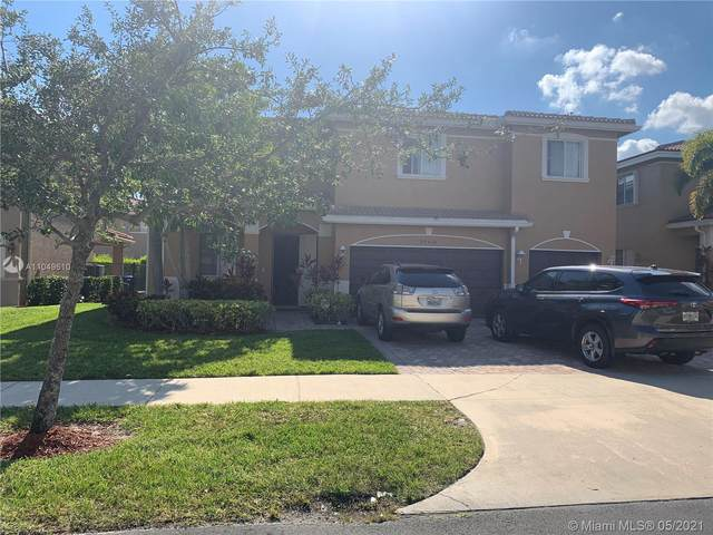 20510 NW 12 Ct, Miami Gardens, FL 33169 (MLS #A11049610) :: The Riley Smith Group