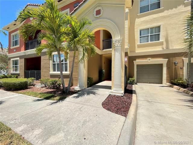 4400 SW 160th Ave #1010, Miramar, FL 33027 (MLS #A11049617) :: Berkshire Hathaway HomeServices EWM Realty