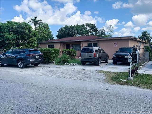 320 NE 160 Street, Miami, FL 33162 (MLS #A11049621) :: The Riley Smith Group