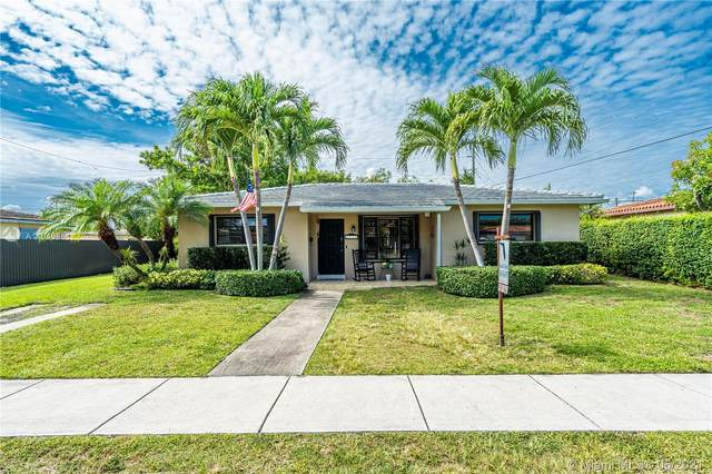 8515 SW 43rd St, Miami, FL 33155 (MLS #A11049651) :: Team Citron