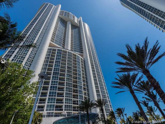18201 Collins Ave #1108, Sunny Isles Beach, FL 33160 (MLS #A11049707) :: The Rose Harris Group