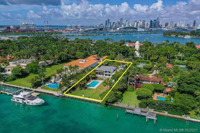 34 Star Island Dr, Miami Beach, FL 33139 (MLS #A11049716) :: Onepath Realty - The Luis Andrew Group