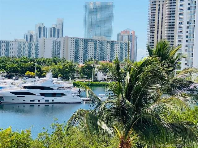 19801 E Country Club Dr #4604, Aventura, FL 33180 (MLS #A11049742) :: The Teri Arbogast Team at Keller Williams Partners SW