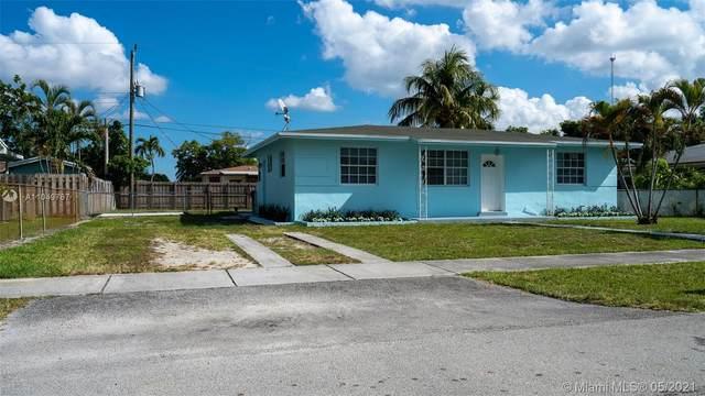 3601 SW 32nd Ct, West Park, FL 33023 (MLS #A11049767) :: Team Citron