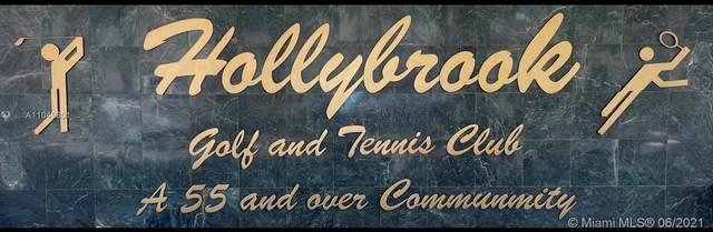 9411 N Hollybrook Lake Dr #104, Pembroke Pines, FL 33025 (MLS #A11049801) :: Douglas Elliman