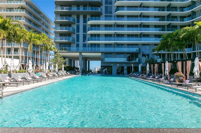 121 NE 34th St #1616, Miami, FL 33137 (MLS #A11049832) :: The Rose Harris Group