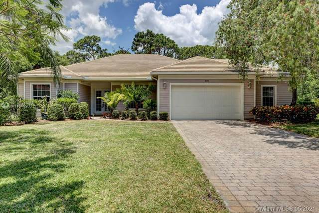 690 SW Long Lake Court, Palm City, FL 34990 (MLS #A11049903) :: Team Citron