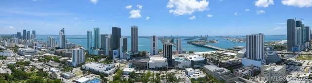1600 NE 1st Ave #3302, Miami, FL 33132 (MLS #A11049918) :: Douglas Elliman