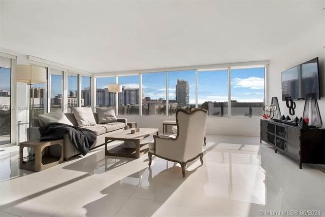 2155 Washington Ct #508, Miami Beach, FL 33139 (MLS #A11049943) :: Castelli Real Estate Services