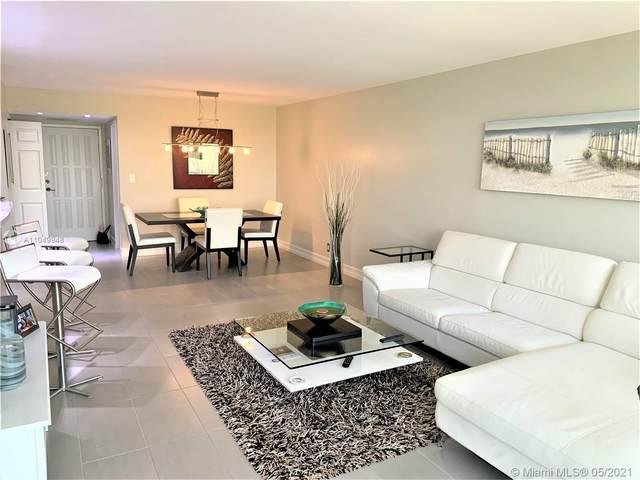 600 Parkview Dr #507, Hallandale Beach, FL 33009 (#A11049948) :: Dalton Wade