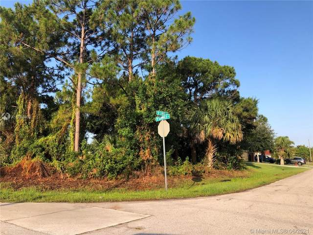 1202 SW Crost Ave, Port Saint Lucie, FL 34953 (MLS #A11049979) :: Onepath Realty - The Luis Andrew Group