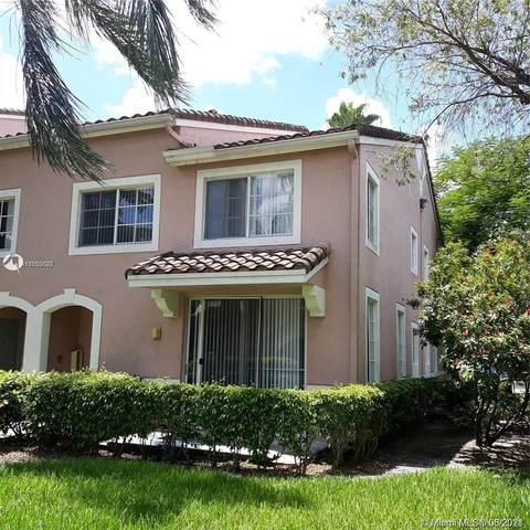 12160 Saint Andrews Pl #102, Miramar, FL 33025 (MLS #A11050020) :: Berkshire Hathaway HomeServices EWM Realty