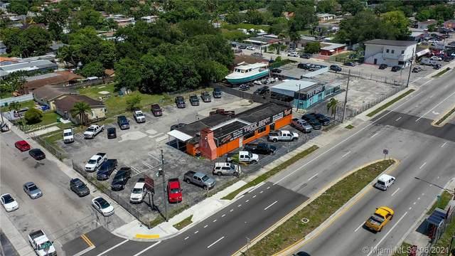 9800 NW 27th Ave, Miami, FL 33147 (MLS #A11050128) :: The MPH Team