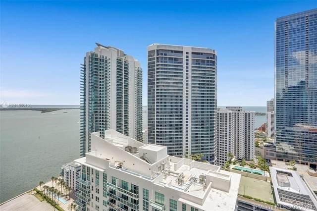 1200 Brickell Bay Dr #3519, Miami, FL 33131 (MLS #A11050131) :: Castelli Real Estate Services