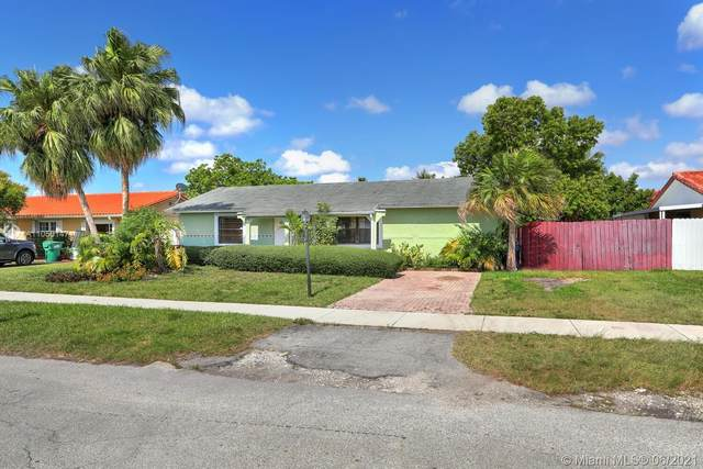 4240 SW 134th Ave, Miami, FL 33175 (MLS #A11050147) :: Prestige Realty Group