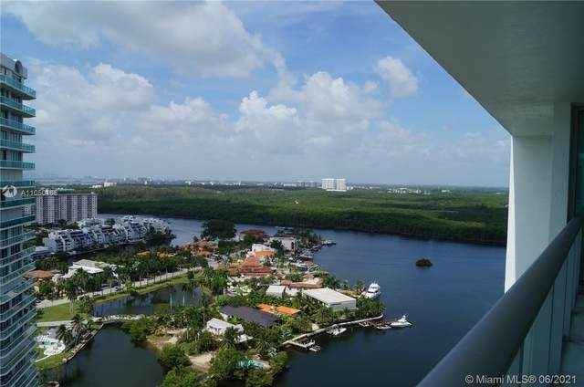 300 Sunny Isles Blvd 4-2404, Sunny Isles Beach, FL 33160 (#A11050168) :: Posh Properties