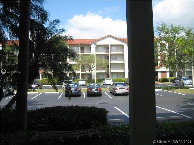 13000 SW 15 CT 106U, Pembroke Pines, FL 33027 (MLS #A11050204) :: Re/Max PowerPro Realty
