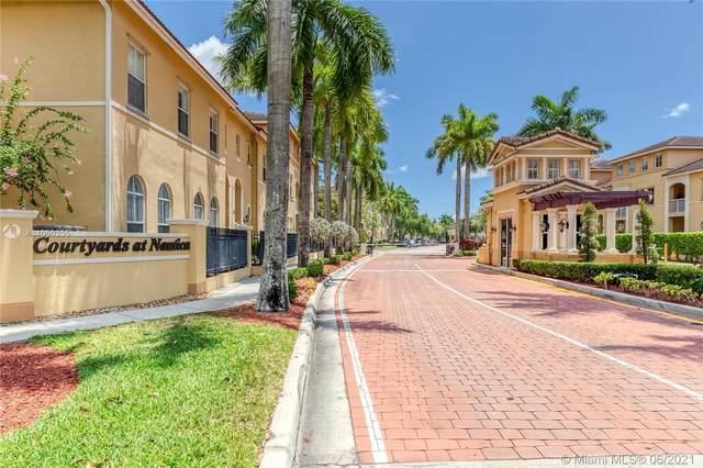 4331 SW 160th Ave #104, Miramar, FL 33027 (MLS #A11050205) :: Berkshire Hathaway HomeServices EWM Realty