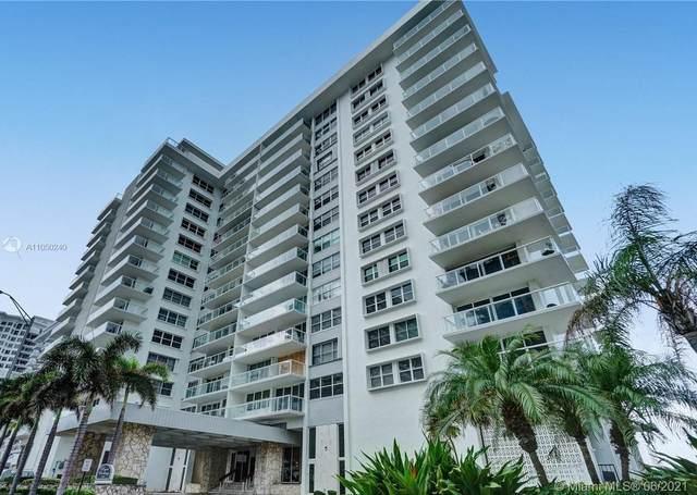 5750 Collins Ave 12G, Miami Beach, FL 33140 (#A11050240) :: Dalton Wade