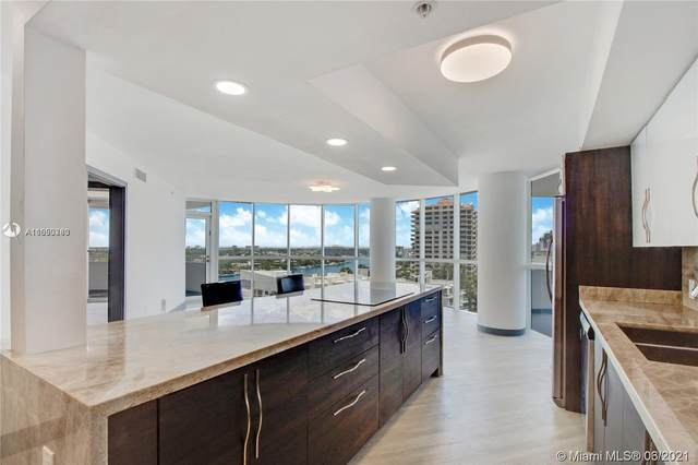 6301 Collins Ave #1207, Miami Beach, FL 33141 (MLS #A11050283) :: The Rose Harris Group