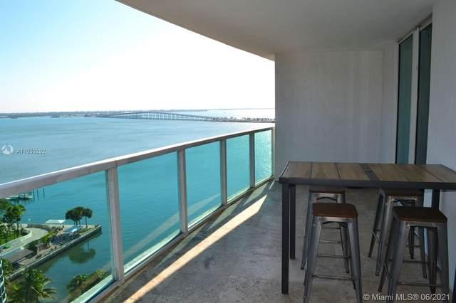 2101 Brickell Ave #1204, Miami, FL 33129 (#A11050292) :: Posh Properties