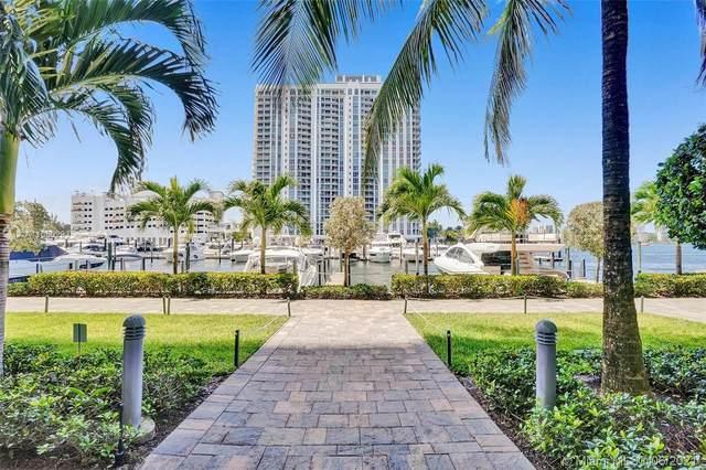 17111 Biscayne Blvd #804, North Miami Beach, FL 33160 (#A11050293) :: Posh Properties