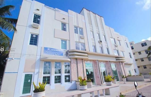 3025 Indian Creek Dr #316, Miami Beach, FL 33140 (#A11050294) :: Posh Properties