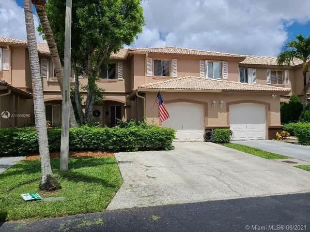 7452 SW 162nd Path #0, Miami, FL 33193 (MLS #A11050298) :: Berkshire Hathaway HomeServices EWM Realty