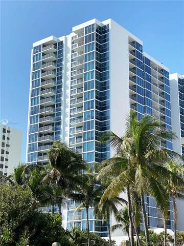 2655 Collins Ave #1201, Miami Beach, FL 33140 (MLS #A11050304) :: The Rose Harris Group