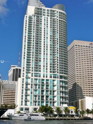 300 S Biscayne Blvd T-3105, Miami, FL 33131 (MLS #A11050349) :: The Rose Harris Group