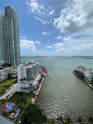 460 NE 28th St #1702, Miami, FL 33137 (MLS #A11050405) :: The Rose Harris Group
