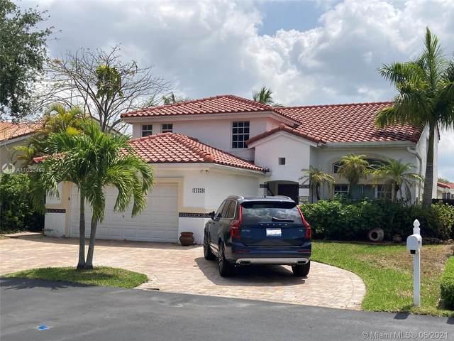 14758 SW 43rd Way, Miami, FL 33185 (MLS #A11050469) :: Berkshire Hathaway HomeServices EWM Realty