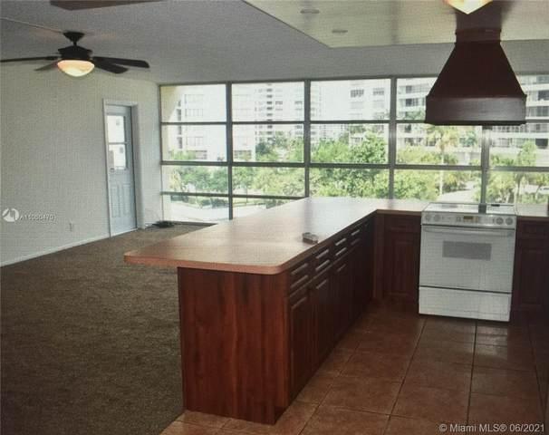 501 Three Islands Blvd #520, Hallandale Beach, FL 33009 (MLS #A11050470) :: Green Realty Properties