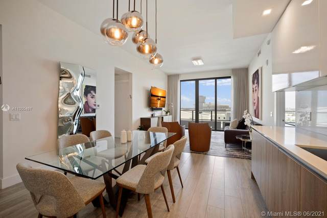 2960 NE 207th St 1209 Ph 09, Aventura, FL 33180 (MLS #A11050497) :: Dalton Wade Real Estate Group