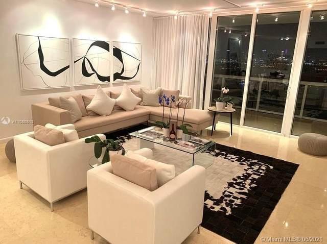 450 Alton Rd #2702, Miami Beach, FL 33139 (MLS #A11050513) :: The Howland Group