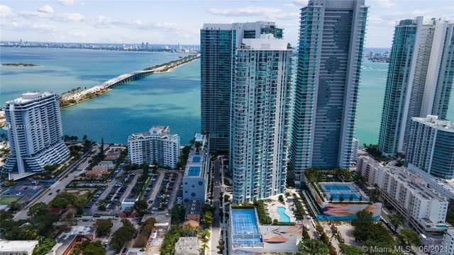 501 NE 31st St #2405, Miami, FL 33137 (MLS #A11050549) :: The Jack Coden Group