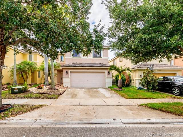 471 Fishtail Ter, Weston, FL 33327 (MLS #A11050584) :: The Riley Smith Group