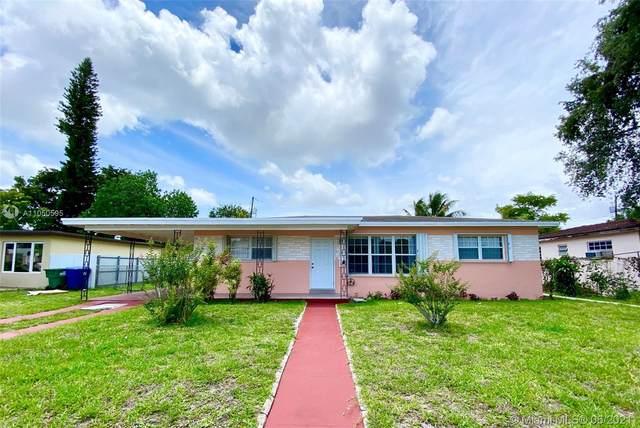 780 NE 163rd St, North Miami Beach, FL 33162 (MLS #A11050595) :: The Rose Harris Group