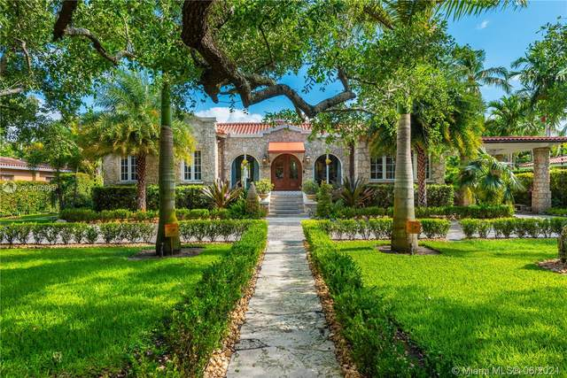 1119 SW Coral Way, Coral Gables, FL 33134 (MLS #A11050599) :: The Rose Harris Group
