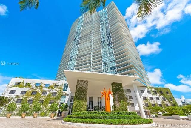 450 Alton Rd #1108, Miami Beach, FL 33139 (MLS #A11050621) :: The Howland Group