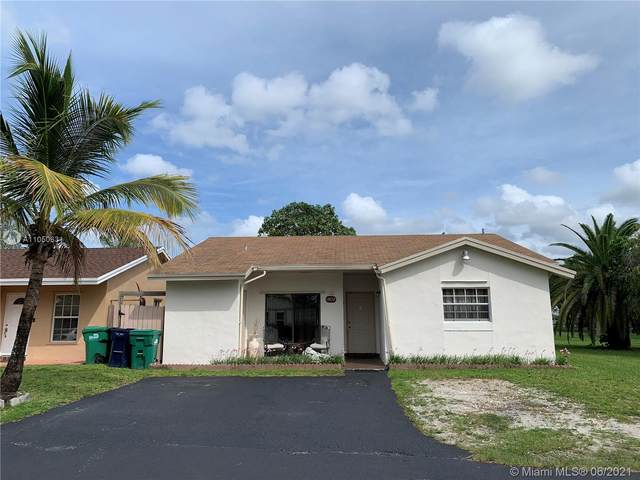 13832 SW 46th Ln, Miami, FL 33175 (MLS #A11050631) :: Team Citron