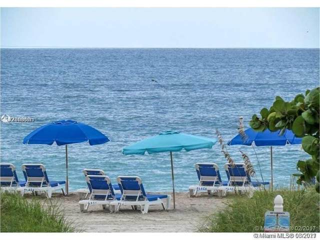 10185 Collins Ave #919, Bal Harbour, FL 33154 (MLS #A11050633) :: Castelli Real Estate Services