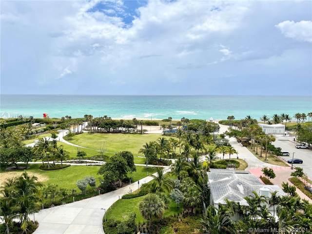 7600 Collins Ave #1003, Miami Beach, FL 33141 (#A11050662) :: Dalton Wade